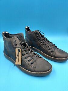 Jack & Jones chaussure leather pirate black sts Homme bottines 41 EU neuf