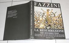 PERICLE FAZZINI La Resurrezione The Resurrection of - Edicigno 1986 Bellonzi