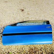 1990-94 Plymouth Laser Eagle Talon Mitsubishi Eclipse Blue LH Driver Door OEM