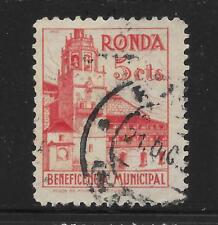 SPAIN    RONDA   .   SOFIMA 2   USED   SPANISH  CIVIL WAR