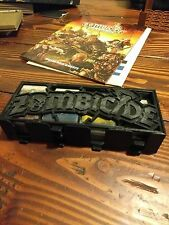Zombicide Black Plague card storage, 3D printed, fits all cards sleeved