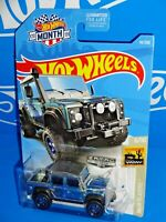 Hot Wheels 2019 Wal-Mart ZAMAC Series #004 '15 Land Rover Defender Double Cab
