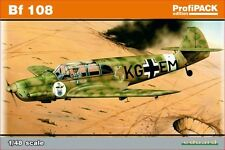 Eduard 1/48 Model Kit 8078 Messerschmit Bf 108B Taifun Profipack