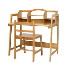 For Kids Learning Desk Corner Small Study Table Set With Chairstorage Shelf