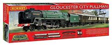 HORNBY R1177 GLOUCESTER CITY PULLMAN TRAIN STARTER SET OO GAUGE DCC READY