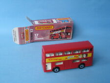 Matchbox SF-17 Londoner Bus Bisto Kid Gravy Boxed Toy Model 75mm
