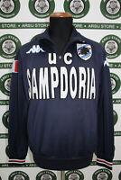 Maglia calcio SAMPDORIA TG L shirt trikot camiseta maillot jersey