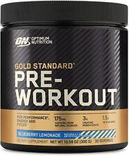 Optimum Nutrition Gold Standard Pre-workout Blueberry Lemonade 300g