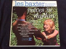 Les Baxter - Voices In Rhythm