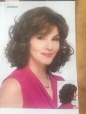 Paula Young Womens Brown Medium Length Wig, Style Julianna Average, Color 33 New