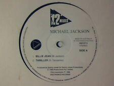 "MICHAEL JACKSON Billie Jean - Thriller - Don't stop 'til you get enough 12"" RARO"