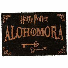 Harry Potter Hogwarts Alohomora Fußabtreter Welcome Eingang Matte - Homewear
