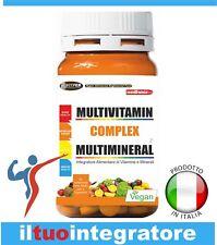 Integratore Multivitaminico Vitamine Minerali Energetico 60 compresse