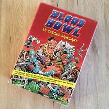 Blood Bowl Le casque sanglant 1ere edit. Fr Games Workshop Jeux Descartes 1986