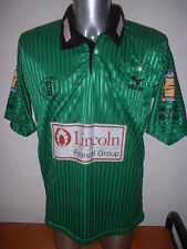 Árbitro Matchworn Adulto Grande Liga de Rugby Camiseta Jersey Super Mizuno Vintage JJB