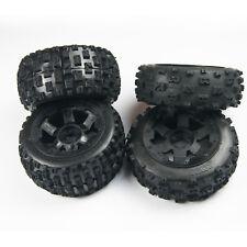 Baja 5B Off road Knobby MT Tire Wheel Kit for HPI Buggy 5B