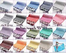 FREE Shipping set of 3 x Peshtemal,Pestemal,Turkish Towels,Fouta,Hammam Towels
