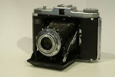 Zeiss Ikon Nettar 6x6 analoge Mittelformatkamera ungeprüft guter Zustand