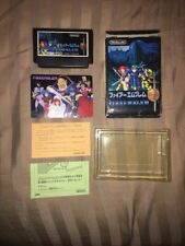 Fire Emblem Gaiden Famicom Japanese Import Nes Fc (No Manual) Us Seller