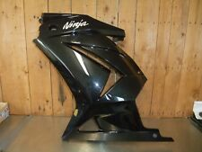 Kawasaki Ninja 250 R 2009 2008 - 2013 Left Fairing Panel Cowl VGC #115