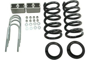 Belltech 94-04 Chevy S10/S15 Pickup V6 Ext Cab 2/3 Drop Lowering Kit 621