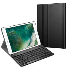 "For Apple iPad 9.7"" 6th/ 5th Gen 2018 2017 Smart Bluetooth Keyboard Case Stand"