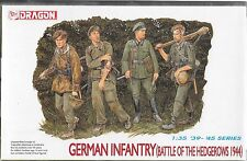 1/35 Dragon 6025 - German Infantry, Battle of the Hedgerows 1944 Model Kit