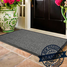 Antiskid  Back Door Mat Dirt Barrier Floor Heavy Duty Indoor Outdoor Floor Mats