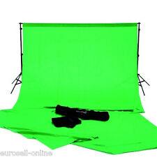 HÄNDLER: König Profi Video Foto Film Studio Hintergrund GreenScreen Green Screen