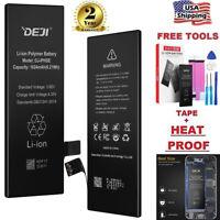 High Capacity OEM Genuine Battery for i Phone SE/5/5s/5c/6/6s/7 Plus+Tools Kits