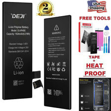 High Capacity OEM Genuine Battery for i Phone SE/5/5s/5c/6/6s/7 Plus+Tools Kits