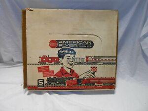 American Flyer 20730 Empty Set Box
