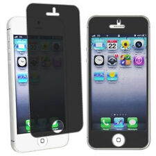 For iPhone 5S 5 5C AntiSpy Privacy LCD Screen Protector Fliter Guard Shield Film