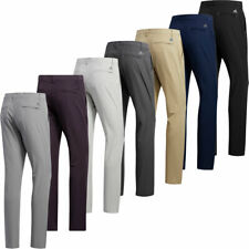adidas Mens Ultimate365 Stretch Tapered Peformance Golf Trousers Pants NEW 2020
