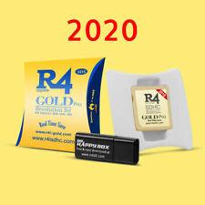 Para R4 Pro SDHC Nintendo DS/3DS/2DS/Gold Revolución Cartucho Con Adaptador Usb