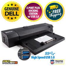 Dell USB 3.0 E-Port Plus E4210 E4310 E5410 E5510 E6410 E6510 Docking Station