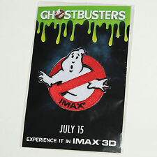 Ghostbusters 2016 IMAX Patch Opening Night Movie Limited