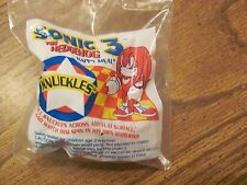 Sonic the Hedgehog 1993 McDonalds Happy Meal Knuckles NEW SEALED