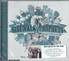 SIDEWALK PROPHETS - These Simple Truths / Deluxe Edition- Pop Hard Rock Music CD
