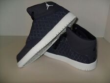 Jordan Girls 1 Flight 5 Premium Purple Lace-Up Fashion Sneakers Shoes 881439-508