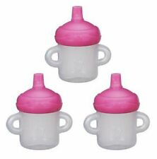Baby Alive Sippy Cup 3-Pack NEW/SEALED!
