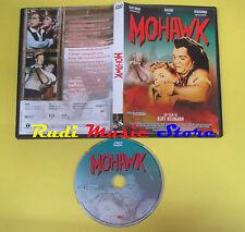 DVD film MOHAWK Scott Brady Rita Gam Neville Brand NOVA PERIODICI 80 min no (D2)