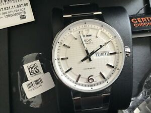 MIDO Great Wall Automatic Men's Certified Chronometer Watch 42mm