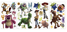 RoomMates Toy Story 3 Glow In The Dark Peel and Stick Wall Decals -