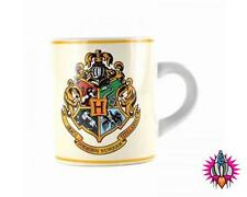 HARRY POTTER HOGWARTS CREST MINI MUG ESPRESSO COFFEE CUP NEW IN GIFT BOX