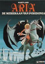 Aria 8: De Meridiaan van Posidonia.         1ste druk!