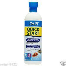 API Quick Start Water Conditioner for Aquariums - 473 ml - Exp Date - Jan 2018