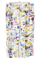Jams World Women L Creatures of the Sea Pants Fish Hawaiian Loose Wide G1