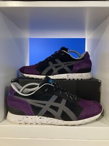 Asics Tiger Onitsuka Colorado 85 Size Uk 10 great condition black purple gel