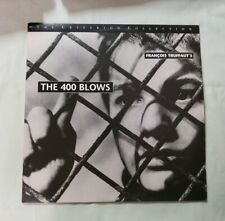 The 400 Blows Criterion Collection Laserdisc Ld Used